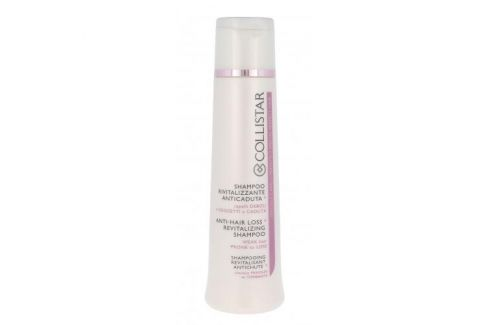 Collistar Anti Hair Loss Revitalizing 250 ml šampon proti padání vlasů pro ženy Šampony