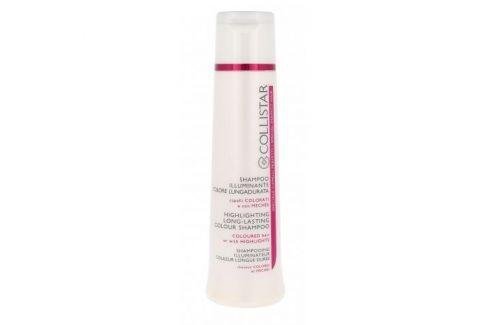 Collistar Long-Lasting Colour Highlighting 250 ml šampon pro barvené vlasy pro ženy Šampony
