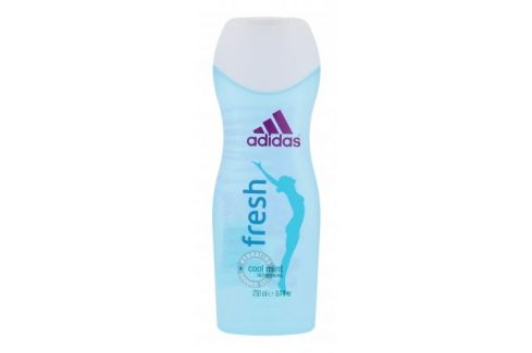 Adidas Fresh For Women 250 ml sprchový gel pro ženy Sprchové gely