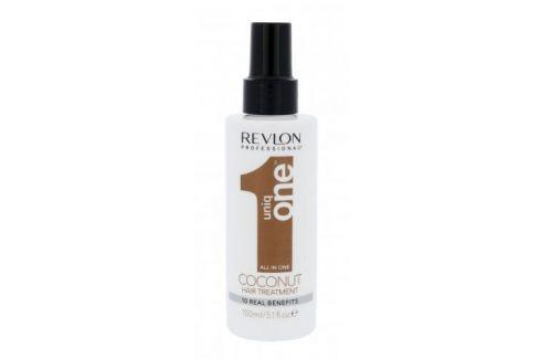 Revlon Professional Uniq One Coconut 150 ml bezoplachová péče ve spreji pro ženy Masky na vlasy
