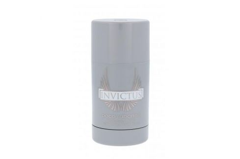 Paco Rabanne Invictus 75 ml deodorant pro muže Deodoranty
