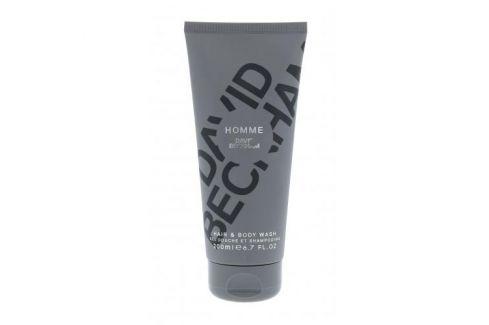 David Beckham Homme 200 ml sprchový gel pro muže Sprchové gely