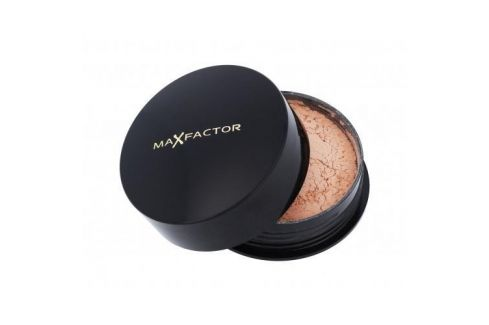Max Factor Loose Powder 15 g sypký pudr pro ženy Translucent Pudry