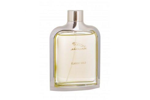 Jaguar Classic Gold 100 ml toaletní voda pro muže Toaletní vody
