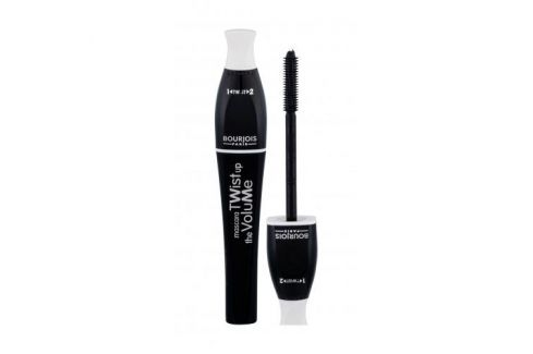 BOURJOIS Paris Twist Up The Volume 8 ml řasenka pro ženy 21 Black Řasenky