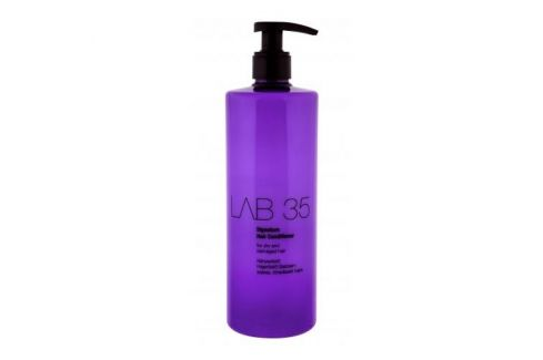 Kallos Cosmetics Lab 35 Signature 500 ml kondicioner pro suché a poškozené vlasy pro ženy Kondicionéry