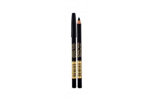 Max Factor Kohl Pencil 3,5 g konturovací tužka na oči pro ženy 020 Black Tužky na oči