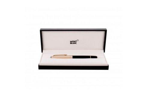 Montblanc Doue Solitaire Geometric Dimension 163 1 ks luxusní pero unisex Luxusní pera