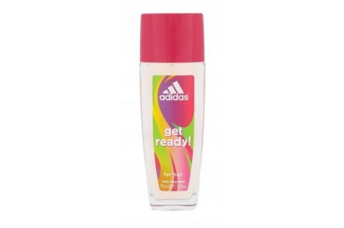 Adidas Get Ready! For Her 75 ml deodorant deospray pro ženy Deodoranty