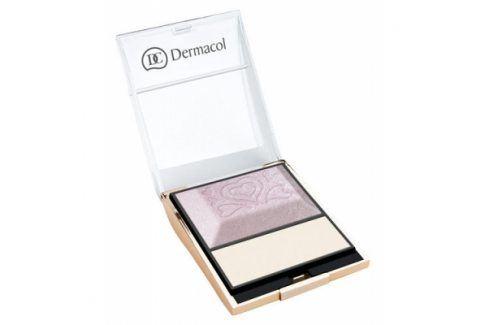 Dermacol Illuminating Palette 9 g rozjasňovač pro ženy Rozjasňovače
