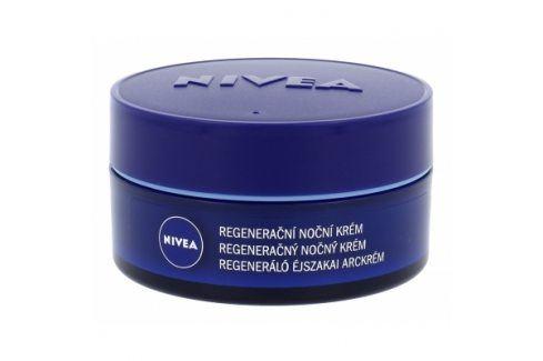 Nivea Regenerating Night Care 50 ml regenerační noční krém pro ženy Noční pleťové krémy