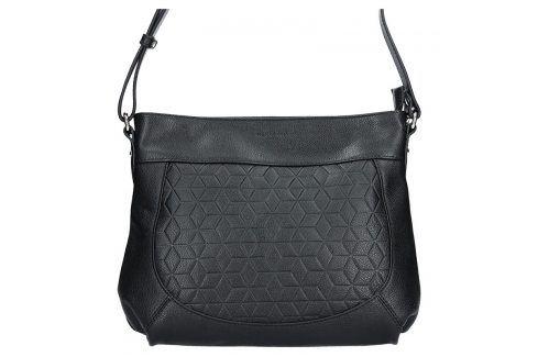 Dámská kabelka Hexagona 465355 - černá Kabelky a aktovky