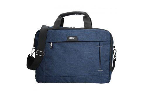 Pánská taška přes rameno Enrico Benetti Paul - modrá Kabelky a aktovky