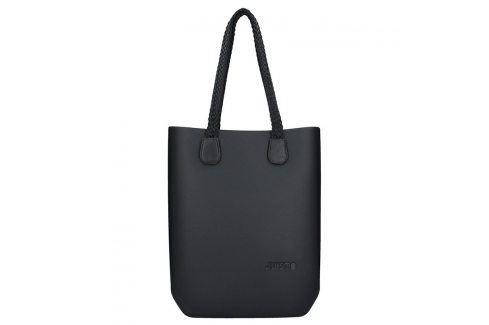 Dámská trendy kabelka Ju'sto J-High Nil - černá Kabelky