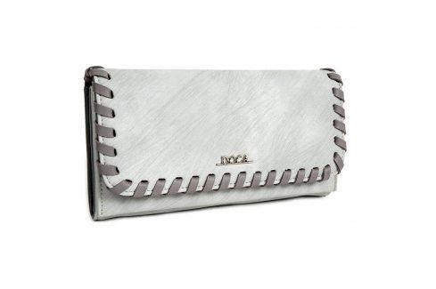 Dámská peněženka Doca 64653 - šedá Peněženky