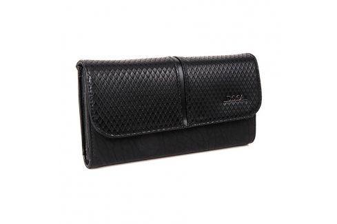 Dámská peněženka Doca 64780 - černá Peněženky