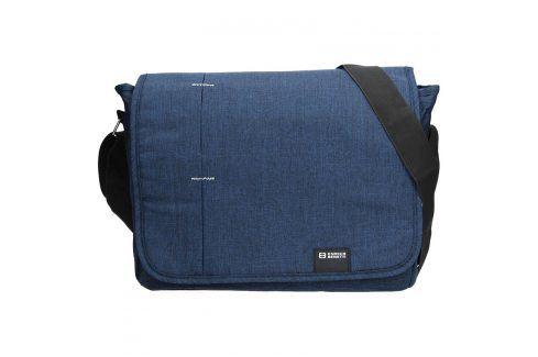 Pánská taška přes rameno Enrico Benetti Koplen - modrá Tašky a aktovky
