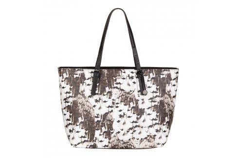 Elegantní dámská kabelka Fiorelli LAURENT - béžovo-hnědá Kabelky