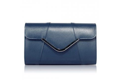 Dámské psaníčko LS Fashion Shine - modrá Kabelky