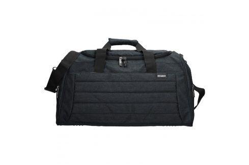 Cestovní taška Enrico Benetti Edgar - černá Tašky a aktovky
