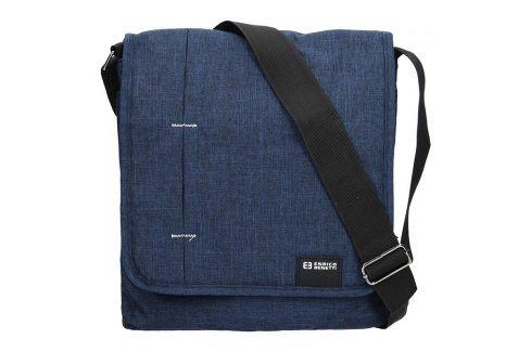 Pánská taška přes rameno Enrico Benetti Eric - modrá Tašky a aktovky