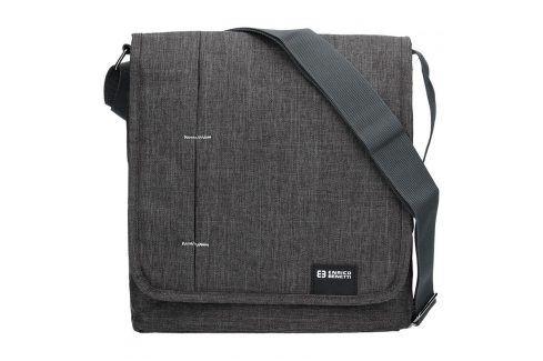 Pánská taška přes rameno Enrico Benetti Eric - šedá Tašky a aktovky