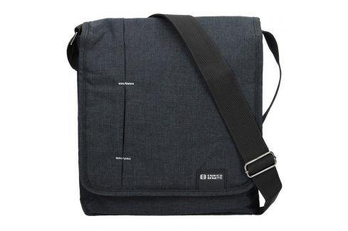 Pánská taška přes rameno Enrico Benetti Eric - černá Tašky a aktovky