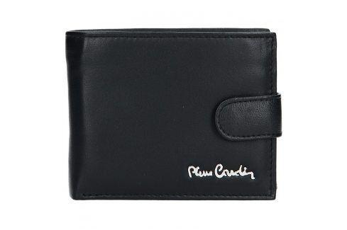 Pánská kožená peněženka Pierre Cardin Indego - černá Peněženky