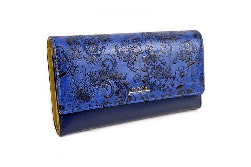 Dámská peněženka Doca 64981 - modrá Peněženky
