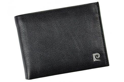 Pánská kožená peněženka Pierre Cardin Augustus - černá Peněženky