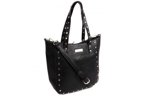 Dámská kabelka Doca 13392 - černá Kabelky