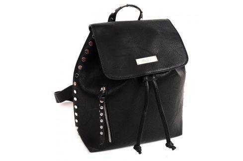 Dámský batůžek Doca 13389 - černá Batohy