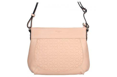 Dámská kabelka Hexagona 465355 - růžová Kabelky