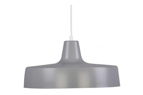 Závěsné světlo Heras 39 cm, kov, šedá 104842 CULTY Závěsná svítidla