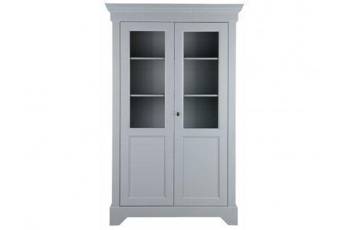 Šatní skříň Viktoria, betonově šedá dee:378569-BET Hoorns Šatní skříně