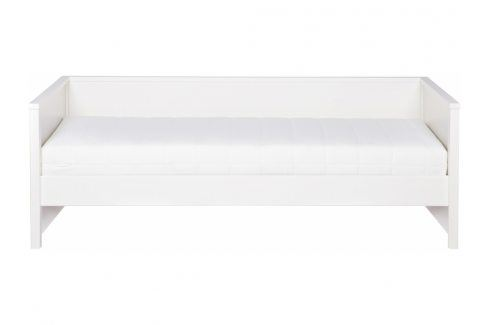 Postel Warde 90x200 cm, bílá dee:365593-W Hoorns Postele