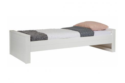 Postel Verni 90x200 cm, bílá dee:365558-GBW Hoorns Postele