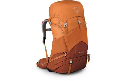 Batoh Osprey Ace 50 II Barva: oranžová Dětské batohy a kapsičky