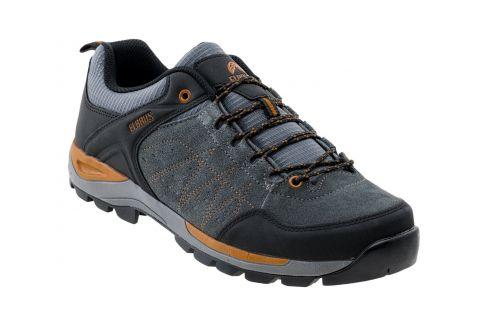 Pánské boty Elbrus Debar Velikost bot (EU): 43 / Barva: černá Pánská obuv